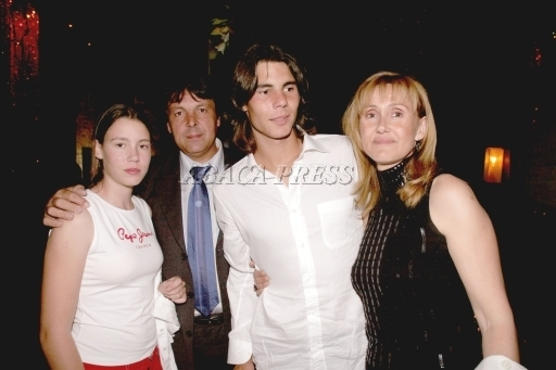Rafael Nadal Forever Friends Brother Sister